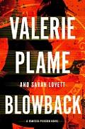 Blowback Vanessa Pierson Book 1