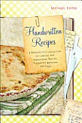 Handwritten Recipes: A Bookseller's Collection of Curious and Wonderful Recipes Forgotten Between the Pages Cover