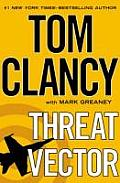 Threat Vector (Jack Ryan Novels) Cover