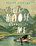 This Moose Belongs to Me Cover