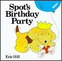 Spots Birthday Party Lift The Flap