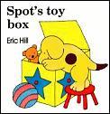 Spots Toy Box Board Book
