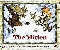 The Mitten: A Ukrainian Folktale Cover