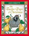 The Twelve Days of Christmas Cover