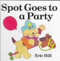 Spot Goes To A Party Lift The Flap Book