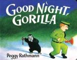 Good Night, Gorilla Cover
