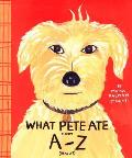 What Pete Ate A Z