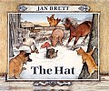 The Hat: Board Book Cover