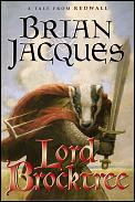 Redwall 13 Lord Brocktree