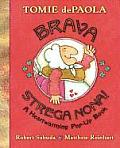 Brava, Strega Nona!: A Heartwarming Pop-Up Book Cover