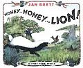 Honey...Honey...Lion!: A Story from Africa Cover