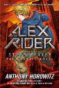 Stormbreaker: The Graphic Novel (Alex Rider) Cover