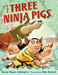 The Three Ninja Pigs Cover