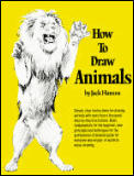 How to Draw Animals Cover