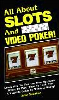 All About Slots & Video Poker