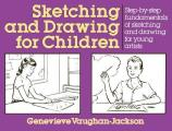 Sketching and Drawing for Children Cover