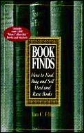 Book Finds How To Find Buy & Sell Used & Rare Books