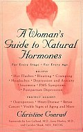 A Woman's Guide to Natural Hormones Cover