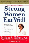 Strong Women Eat Well Cover