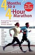 4 Months to a 4 Hour Marathon