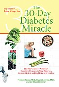 30 Day Diabetes Miracle Lifestyle Center of Americas Complete Program to Stop Diabetes Restore Health & Build Natural Vitality