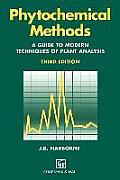 Phytochemical Methods a Guide to Modern Techniques of Plant Analysis