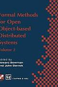 Formal Methods for Open Object-Based Distributed Systems (Ifip International Federation for Information Processing)