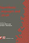 Algorithimic Languages and Calculi