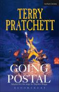 Going Postal (Discworld Novels) Cover