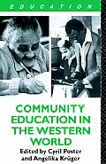 Community Education and the Western World