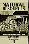 Natural Resources Allocation Economics & Policy