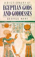 Dictionary of Egyptian Gods & Goddesses