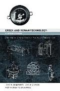 Greek and Roman Technology : a Sourcebook (98 Edition)