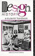 Design History : Student's Handbook (87 Edition)