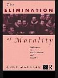 Elimination of Morality