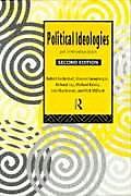 Political Ideologies An Introduction