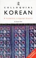 Colloquial Korean: A Complete Language Course