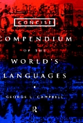 Concise Compendium of the Worlds Languages