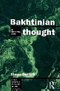 Bakhtinian Thought: Intro Read