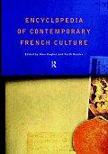 Encyclopedias of Contemporary Culture #01: Encyclopedia of Contemporary French Culture
