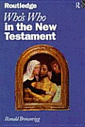 Whos Who in the New Testament