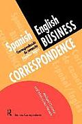Spanish Business Correspondence (Languages for Business)