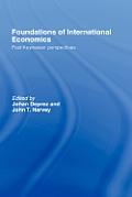 Foundations of International Economics: Post-Keynesian Perspectives