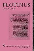 Plotinus The Arguments Of The Philosophe