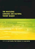 Routledge Language & Cultural Theory Reader