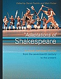 Adaptations of Shakespeare A Critical Anthology