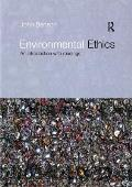 Environmental Ethics : Introduction With Readings (00 Edition)