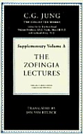 The Zofingia Lectures: Supplementary Volume a (Collected Works of C.G. Jung) Cover