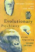 Evolutionary Psychiatry A New Beginning
