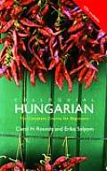 Colloquial Hungarian 2nd Edition